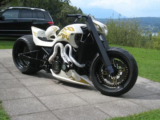 Big Bike Custom N 176 1 M 252 Nchen Streetfighter