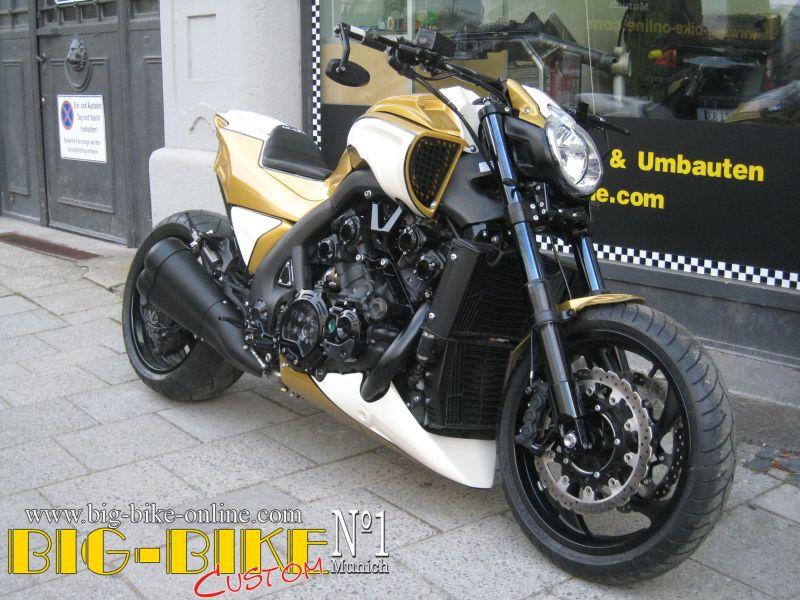 big bike custom n 1 m nchen yamaha vmax 2 0 tobi. Black Bedroom Furniture Sets. Home Design Ideas