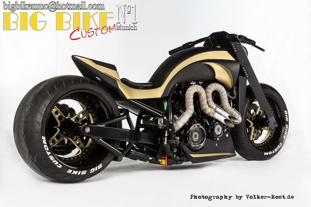 Yamaha Victory Motorcycle
