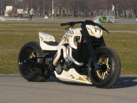 big bike custom n 1 m nchen yamaha vmax king ralph. Black Bedroom Furniture Sets. Home Design Ideas