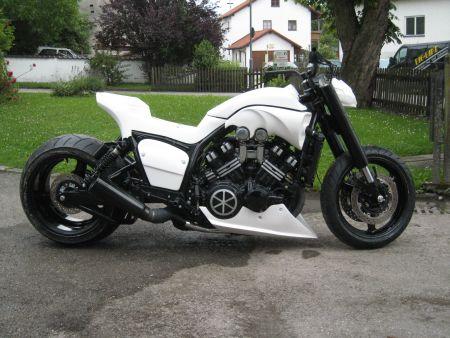 big bike custom n 1 m nchen yamaha vmax. Black Bedroom Furniture Sets. Home Design Ideas